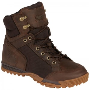 "Buty 5.11 Pursuit Advance 6"" Distressed Brown"