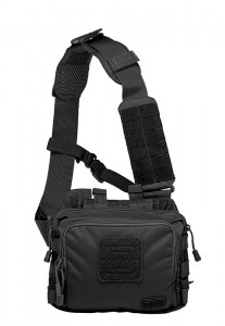 Torba 5.11 2-Banger Bag Black