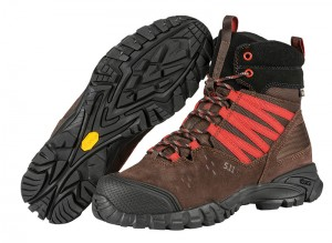 "Buty 5.11 Union Waterproof 6"" Boot Burnt"