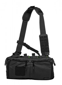 Torba 5.11 4-Banger Bag Black