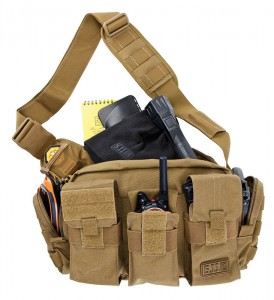 Torba 5.11 Bail Out Bag 9L FDE