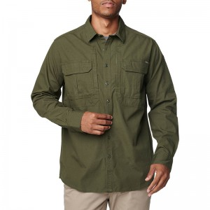 Koszula 5.11 Expedition L/S Shirt Moss