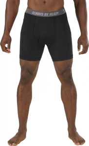 "Slipy 5.11 Performance Brief 6"" Black"