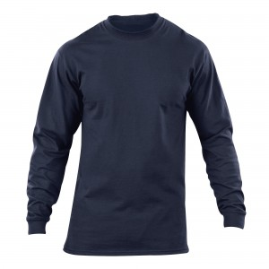 Koszulka 5.11 Station Wear L/S T-shirt Fire Navy