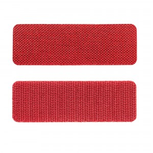 Patch 5.11 WriteBar Name Tape 3x1 (3szt) Fire Red