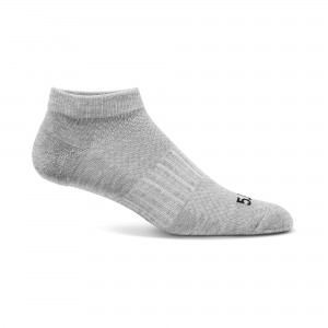 Skarpety 5.11  PT Ankle Sock - 3 Pack Heather Grey