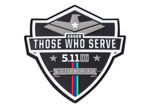 Patch 5.11 Honor Those Who Serve Patch