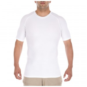 Koszulka 5.11 Tight Crew S/S White