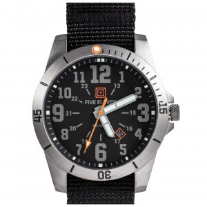 Zegarek 5.11 Field Watch 2.0 Black