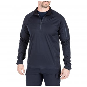 Bluza 5.11 Waterproof Rapid Ops Shirt Dark Navy