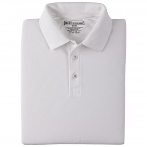 Koszulka Polo 5.11 Professional Short Sleeve White