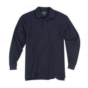 Koszulka Polo 5.11 Professional Long Sleeve Dark Navy