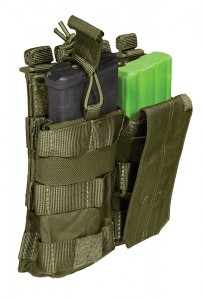 Ładownica 5.11 AR Bungee/Cover Double Mag Pouch TAC OD