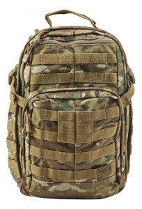 Plecak 5.11 RUSH12™ Backpack 24L Multicam