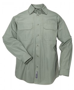 Koszula 5.11 Tactical L/S Shirt OD Green