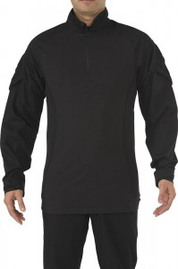 Koszula 5.11 Rapid Assault Shirt Black