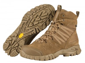 "Buty 5.11 Union Waterproof 6"" Boot Dark Coyot"