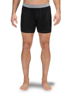 Bokserki 5.11 Range Ready Merino Wool Brief Black