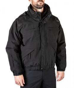 Kurtka 5.11 5-in-1 Jacket Black