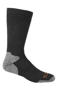 Skarpety 5.11 Cold Weather OTC Sock Black
