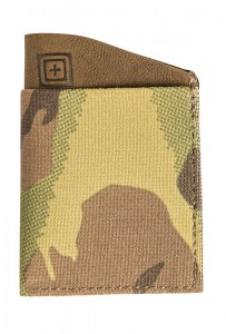 Portfel na karty 5.11 Excursion Card Wallet Multicam