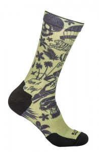 Skarpety 5.11 Sock and Awe Crew Tropic Thunder