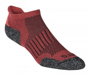 Skarpety 5.11 ABR Training Sock Cabernet