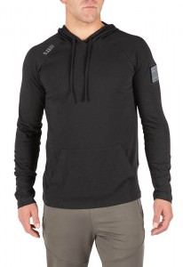 Bluza 5.11 Cruiser Performance L/S Hoodie Black
