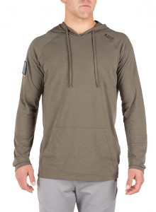 Bluza 5.11 Cruiser Performance L/S Hoodie Ranger Green