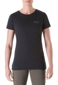 T-shirt damski 5.11 Performance Tee Black