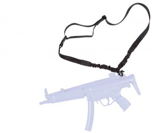 Pas do broni 5.11 VTAC Bungee Single Sling Point Black