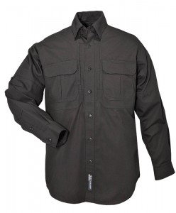 Koszula 5.11 Tactical L/S Shirt Black