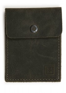 Portfel na karty 5.11 Standby Card Wallet Ranger Green