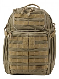 Plecak RUSH24 Backpack 5.11 Tactical Sandstone