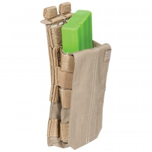 Ładownica 5.11 AR Bungee/Cover Single Mag Pouch Sandstone
