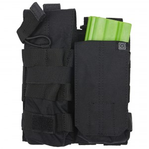 Ładownica 5.11 AR Bungee/Cover Double Mag Pouch Black