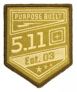 Patch 5.11 Purpose Built Coyote