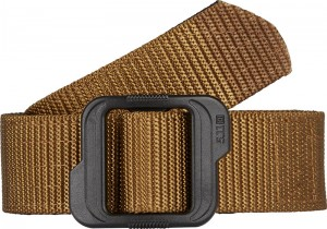 "Pas 5.11 Double Duty TDU Belt 1.5"" Coyote"
