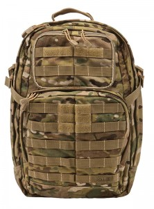 Plecak 5.11 RUSH24 Backpack  Multicam