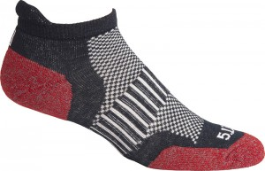Skarpety 5.11 ABR Training Sock Lava