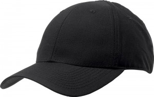 Czapka 5.11 Taclite Uniform Cap Black
